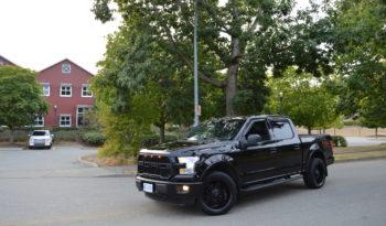 2016 Ford F-150 XLT V8 5.0L SuperCrew Lifted full
