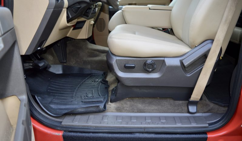 2013 Ford F-250 SuperDuty PowerStroke Diesel Long Bed full