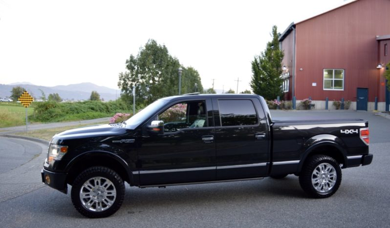 2014 Ford F-150 Platinum Crew Cab Ecoboost Fully Loaded full
