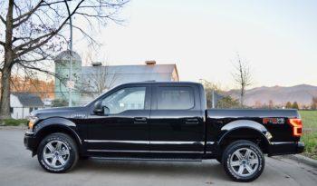 2019 Ford F-150 Crew Cab FX4 Sport Black 3.5L Ecoboost Loaded New Truck full