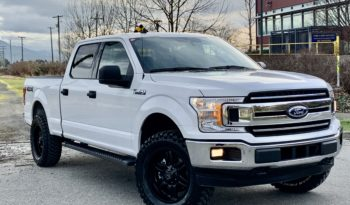 2019 Ford F-150 SuperCrew 5.0L V8 | 6.5 Foot Box | 4×4 Leather Lifted full