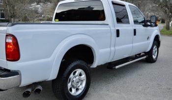 2014 Ford F-350 SuperDuty Diesel Crew Cab Powerstroke 4×4 Leather 6.7L full